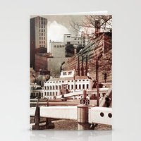 City Unreal 5 Stationery Cards