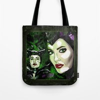 Maleficient  Tote Bag