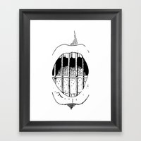 Freedom Of Expression 1 … Framed Art Print