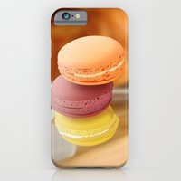 macarons iPhone 6 Slim Case