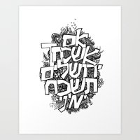 Psalm 137:5 If I Forget Art Print