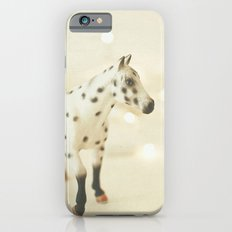 Horse in Winter Slim Case iPhone 6s
