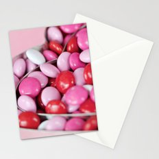 There is a heart in the center of every good thing. Stationery Cards