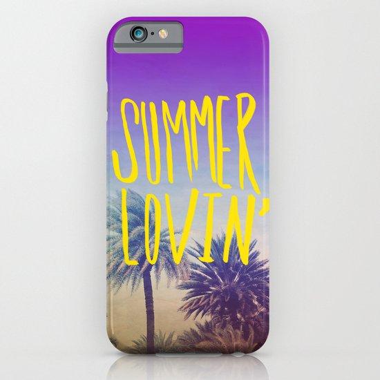 Summer Lovin' iPhone & iPod Case