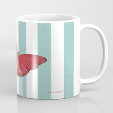 Coral butterfly Mug