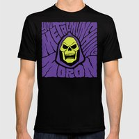 Metal Muncher Mens Fitted Tee Black SMALL