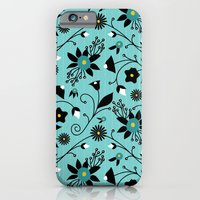 Folky Floral iPhone 6 Slim Case