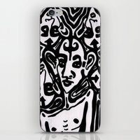 The Gossips iPhone & iPod Skin