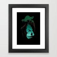 Our Last Hope Framed Art Print