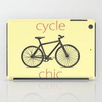 Cycle Chic iPad Case