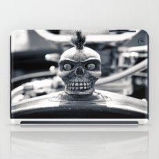 Gritty skull iPad Case