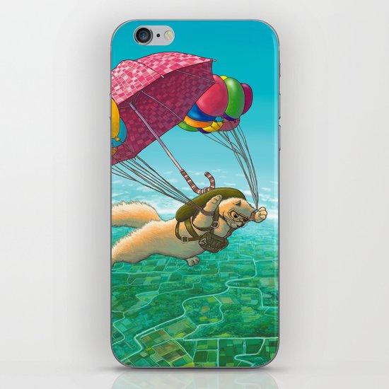 PARACHUTE iPhone & iPod Skin