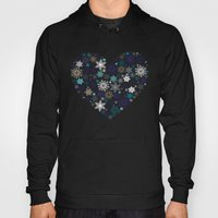 Heart Of Christmas Hoody