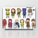 Super Cute Heroes: X-Men iPad Case