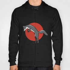 Leaping Fox Hoody