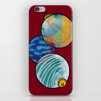 Christmas In July (ornam… iPhone & iPod Skin