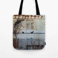 DRESSED LANDSCAPE VI Tote Bag