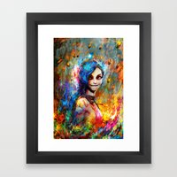 Jinx Framed Art Print