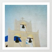The Bells Art Print