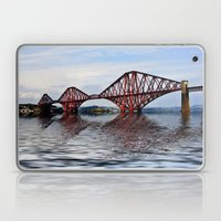 Forth Rail Bridge Laptop & iPad Skin