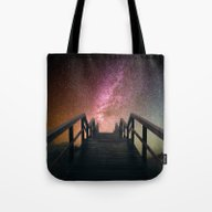 Staircase To Everywhere Tote Bag