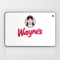 Wayne's Single #1 Laptop & iPad Skin