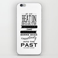 The Great Gatsby iPhone & iPod Skin