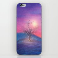 Lone Tree Love III iPhone & iPod Skin