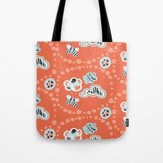 Fluttersky Tote Bag