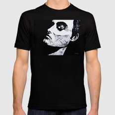 I See You by D. Porter Mens Fitted Tee Black SMALL