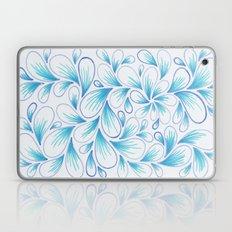 Cerulean Spray  Laptop & iPad Skin