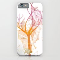 delicate tree iPhone 6 Slim Case