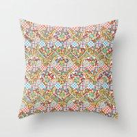 Design Confections Patte… Throw Pillow