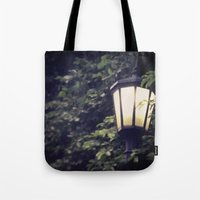 Overgrown Lamp Tote Bag