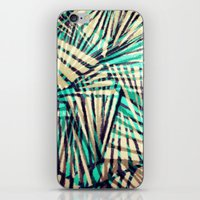 Tiger Stripes iPhone & iPod Skin