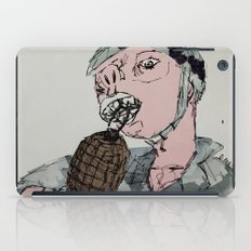 This is War by Debbie Porter - Designs of an Eclectique Heart iPad Case