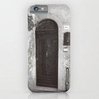 iPhone & iPod Case featuring Rome Door 2 by Michael Jon Watt