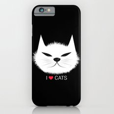 PERSONALITY OF A CAT iPhone 6s Slim Case