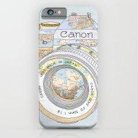 Travel Canon iPhone 6 Slim Case