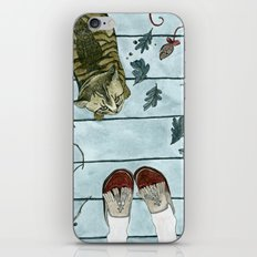 Let's play: Cat iPhone & iPod Skin