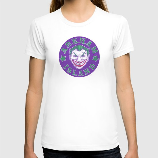 Arkham Island T-shirt