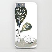 Tiny Cat iPhone 6 Slim Case