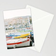 La Ciotat - Boats Stationery Cards