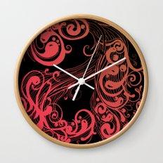 A A Wall Clock
