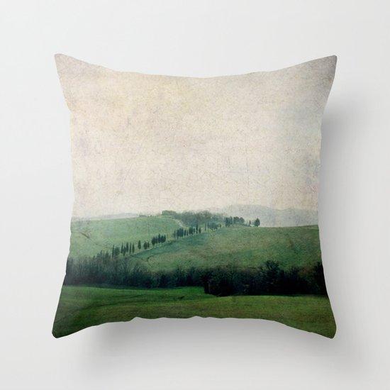 Toscana Vintage II Throw Pillow