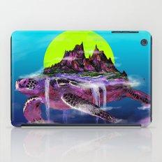 Turtle Paradise iPad Case