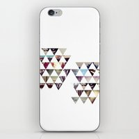 Wallflower iPhone & iPod Skin