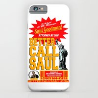 BETTER CALL SAUL  |  BREAKING BAD iPhone 6 Slim Case