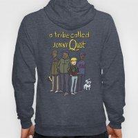 A Tribe Called Jonny Quest Hoody