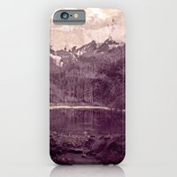 Olden Days Memories of the Mountain calling iPhone 6 Slim Case